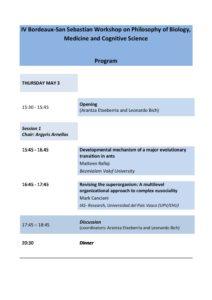 [:en]IAS- Research Talk, Emilio Caceres (UNED)[:]